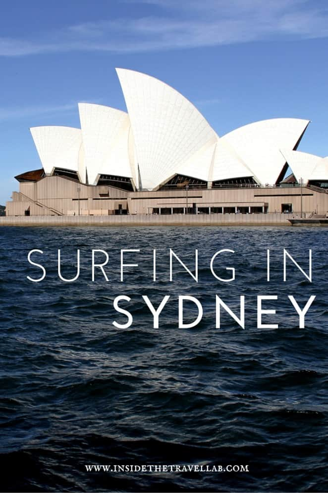 One of the best things to do in Sydney. Learning to surf. Don't expect complex political analysis. Just something to make you smile. - via @insidetravellab