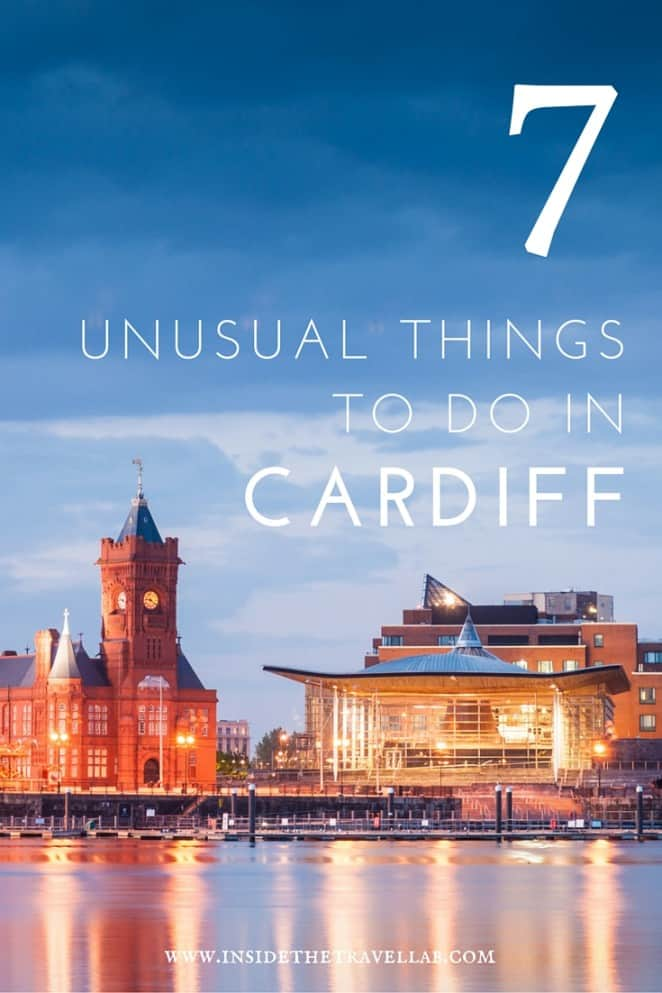 Unusual Things To Do in Cardiff > Let me let you in on a few secrets and some of my favourite things to do in Cardiff - via @insidetravellab