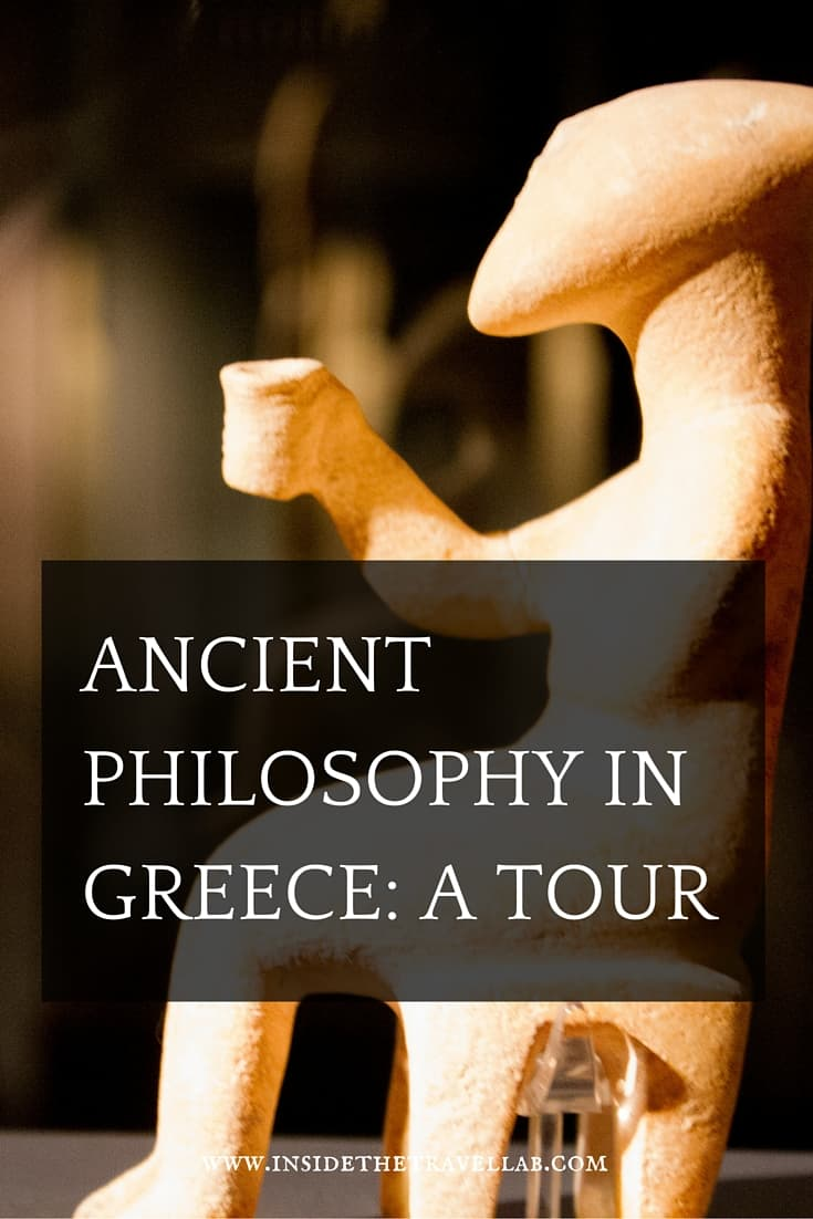 Greek Philosophy and the Original Pursuit of Happiness - an interesting tour through Athens via @insidetravellab