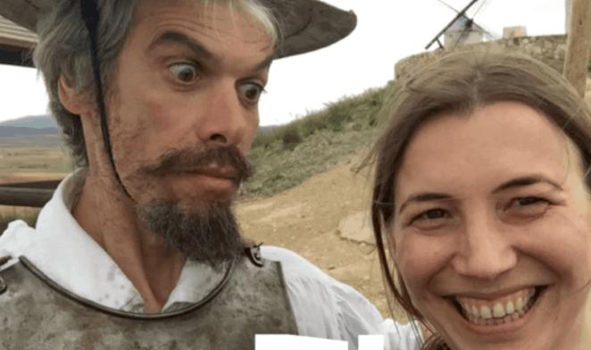 Don Quixote and Me
