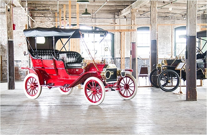 Things to do in Detroit-the oldest auto line in the world