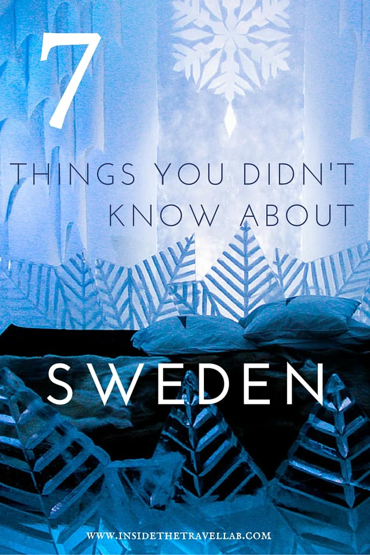 7 Things You Didn't Know About Sweden