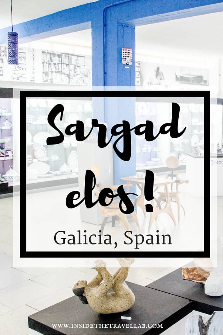 When looking for unusual things to do in Spain, be sure to visit the Sargadelos complex in Galicia. An authentic part of local culture, it's also beautiful too. Via @insidetravellab