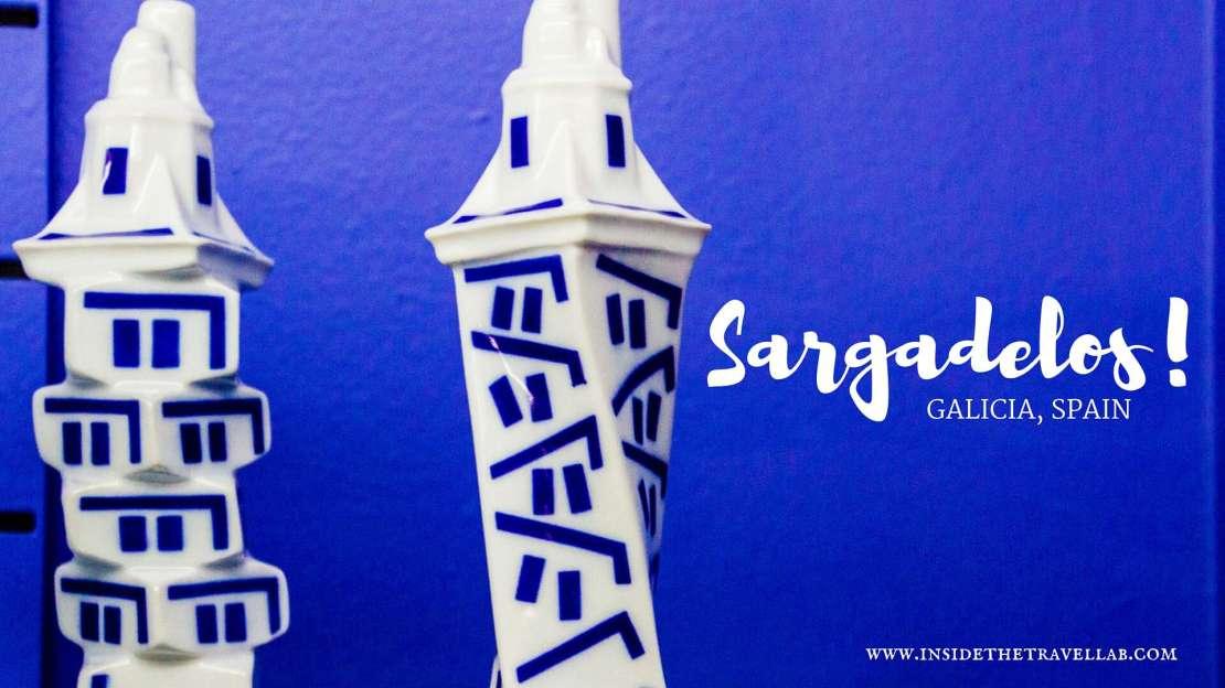 Sargadelos the cultural ceramics of Galicia, Spain