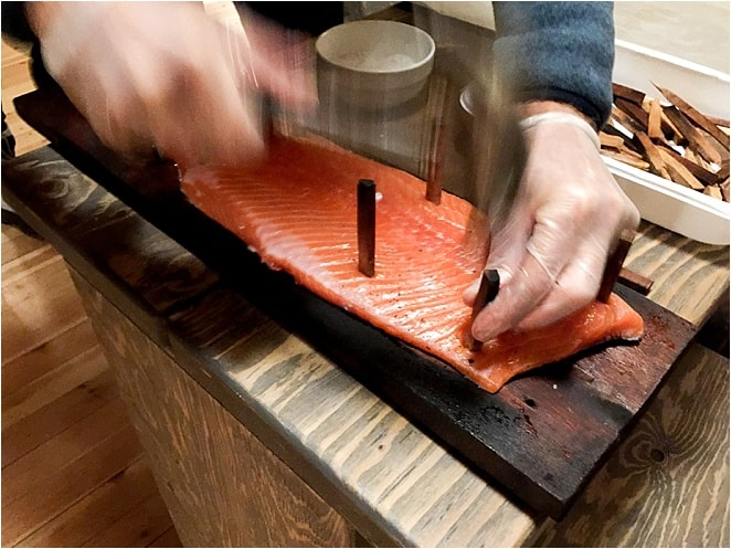 Torassieppi offers other activities such as traditional cooking...