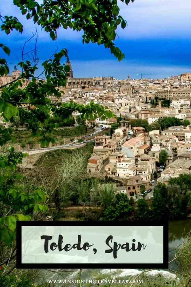 The former capital of Spain, Toledo, makes a great place to visit in Spain. Here's why from @insidetravellab