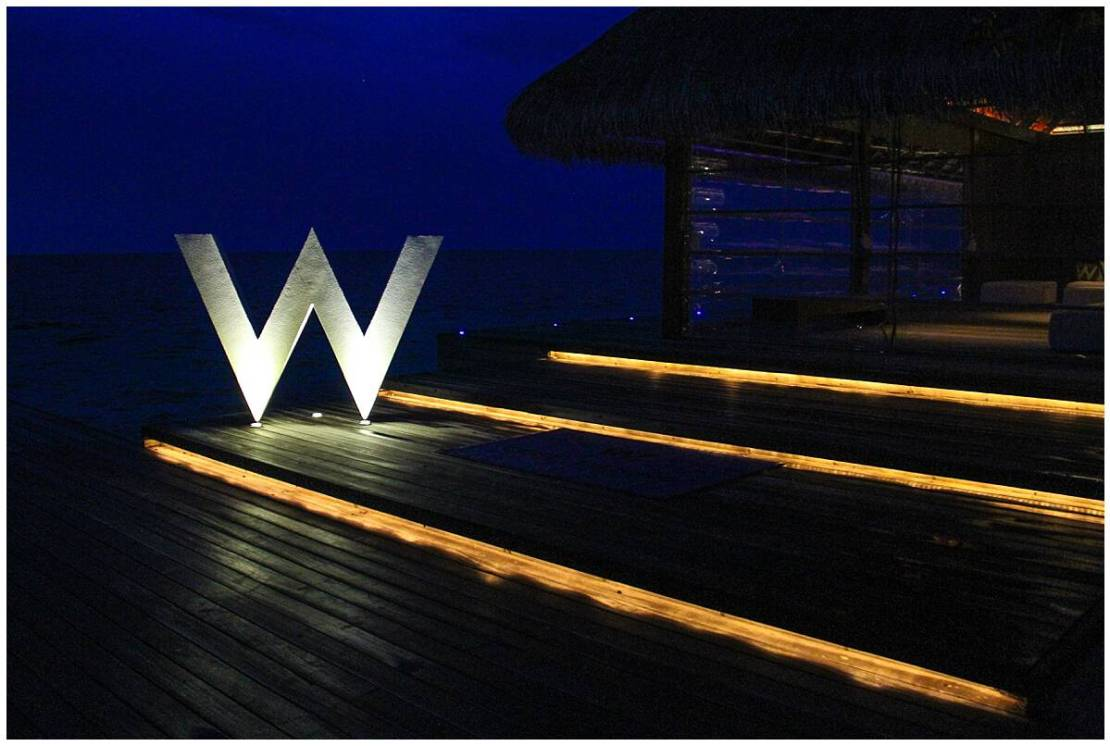 W Hotel Maldives Resort & Spa