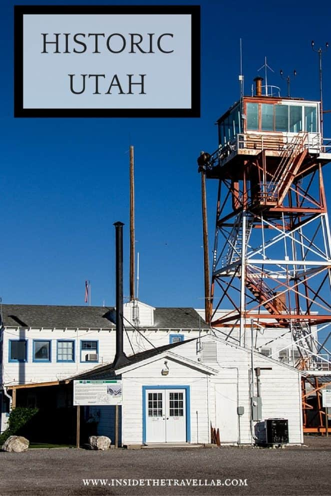 Visiting the historic Wendover Airfield in Utah via @insidetravellab