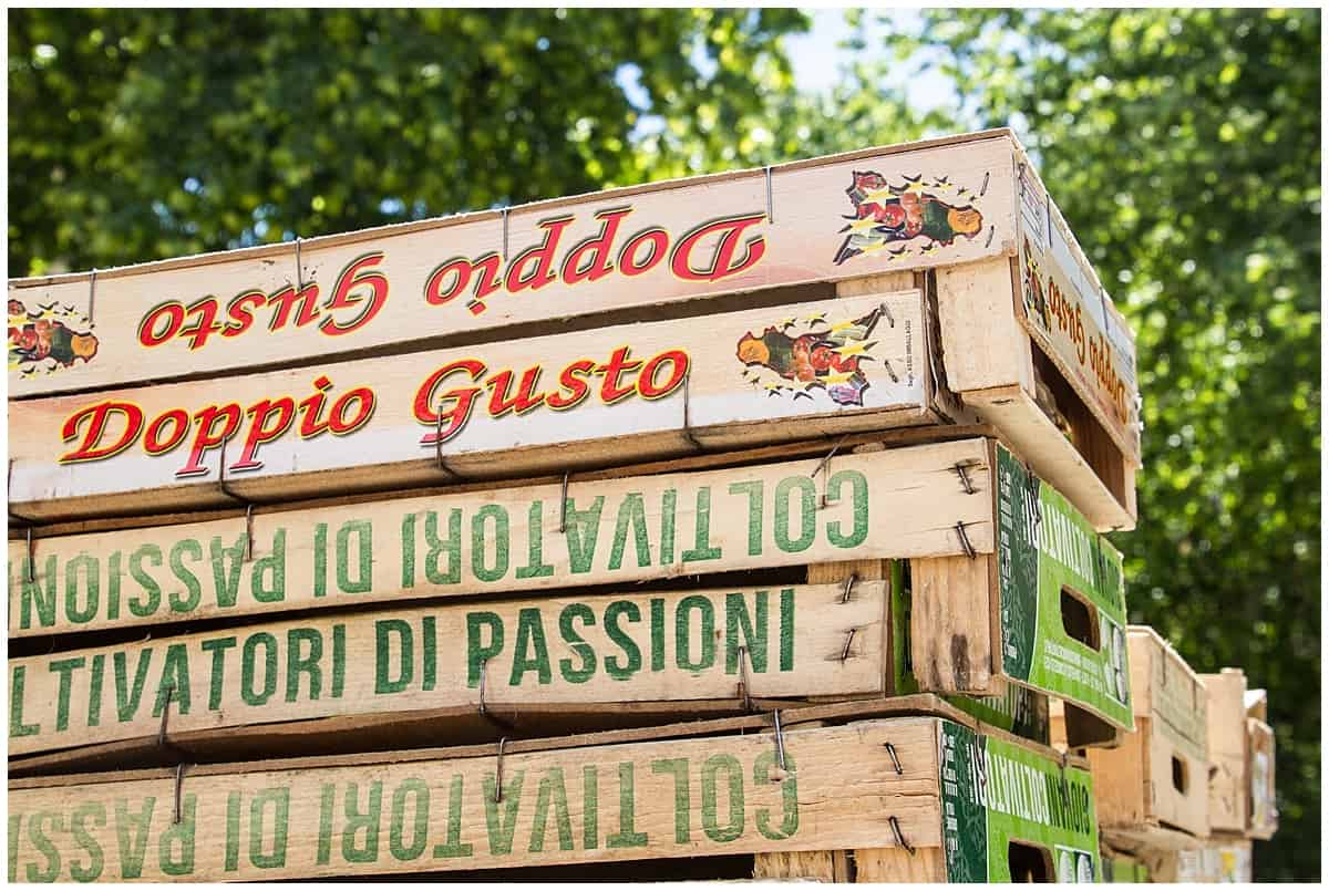 Searching for good food - a food tour in Rome