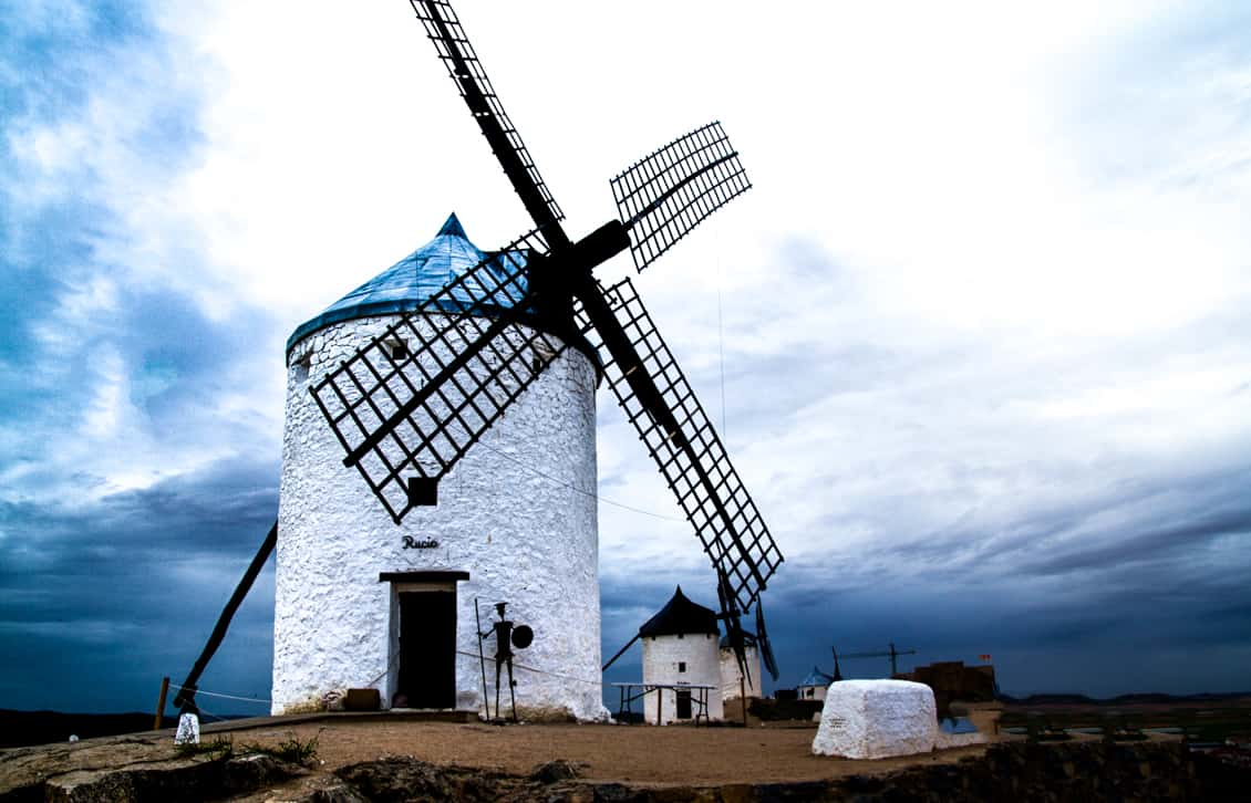 Love Spain photos - Cervantes