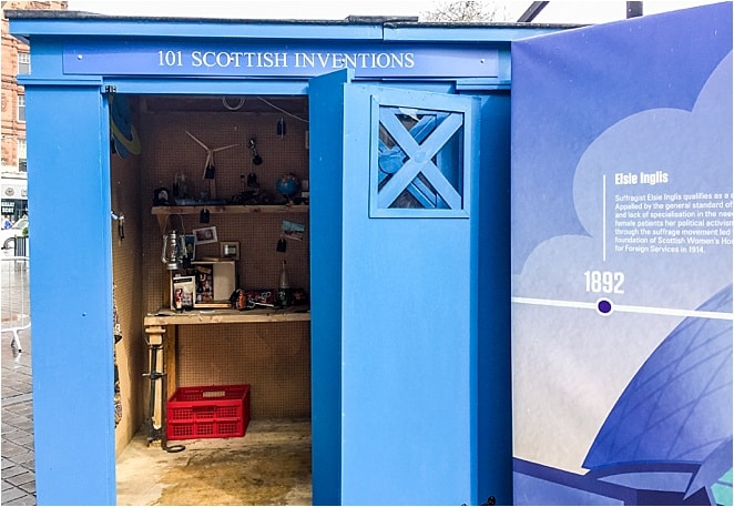Scottish Inventions in Edinburgh