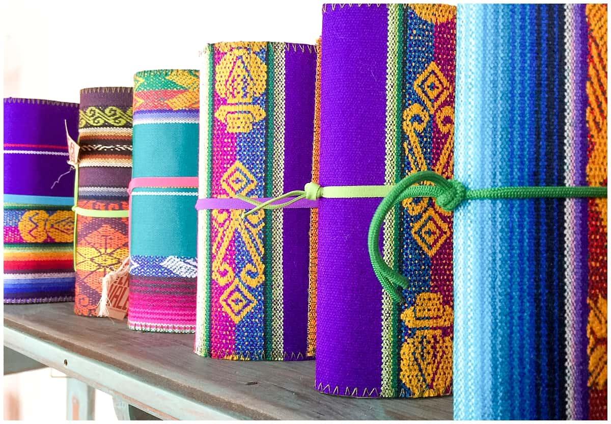 Handicrafts in Quito