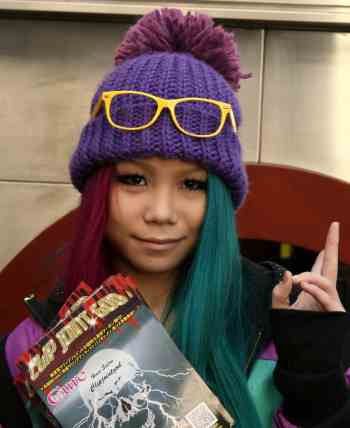 Harajuku Girl in Tokyo