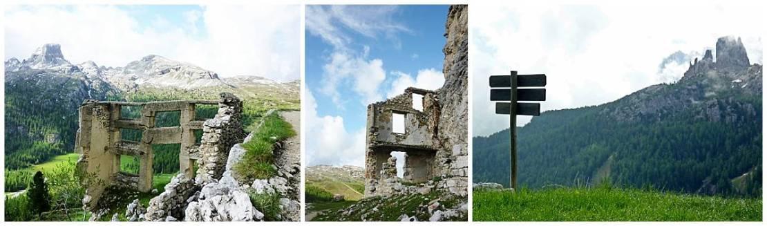 The original via ferrata Dolomites Italy