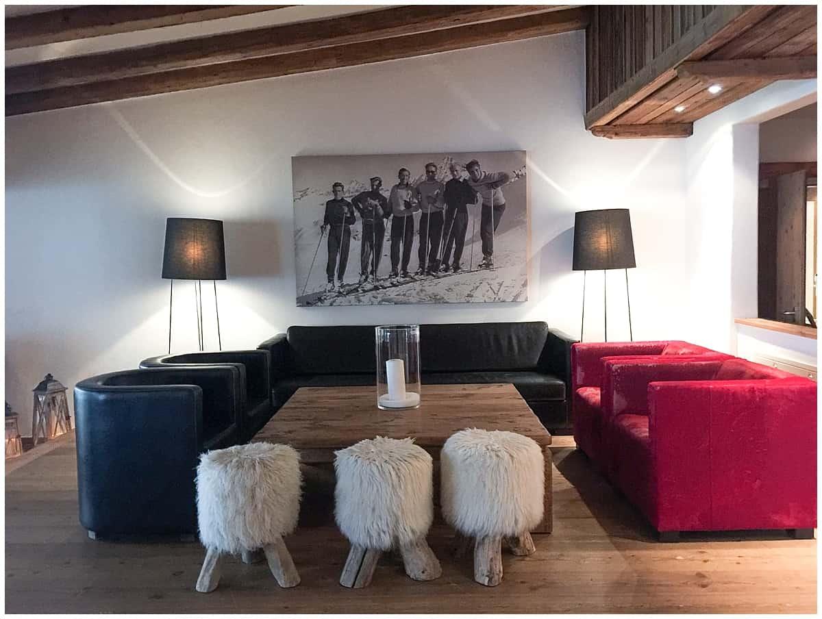Beautiful ski images at the Kitzhof Mountain Design Resort