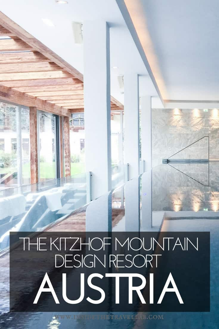 Kitzhof Mountain Design Resort Amazing Place to Stay in Austria