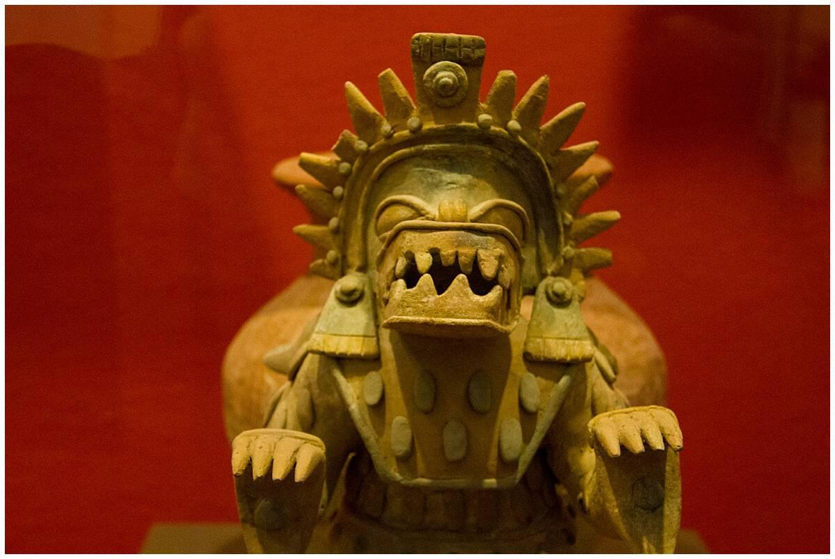 Pre-Columbian Art Museum in Ecuador
