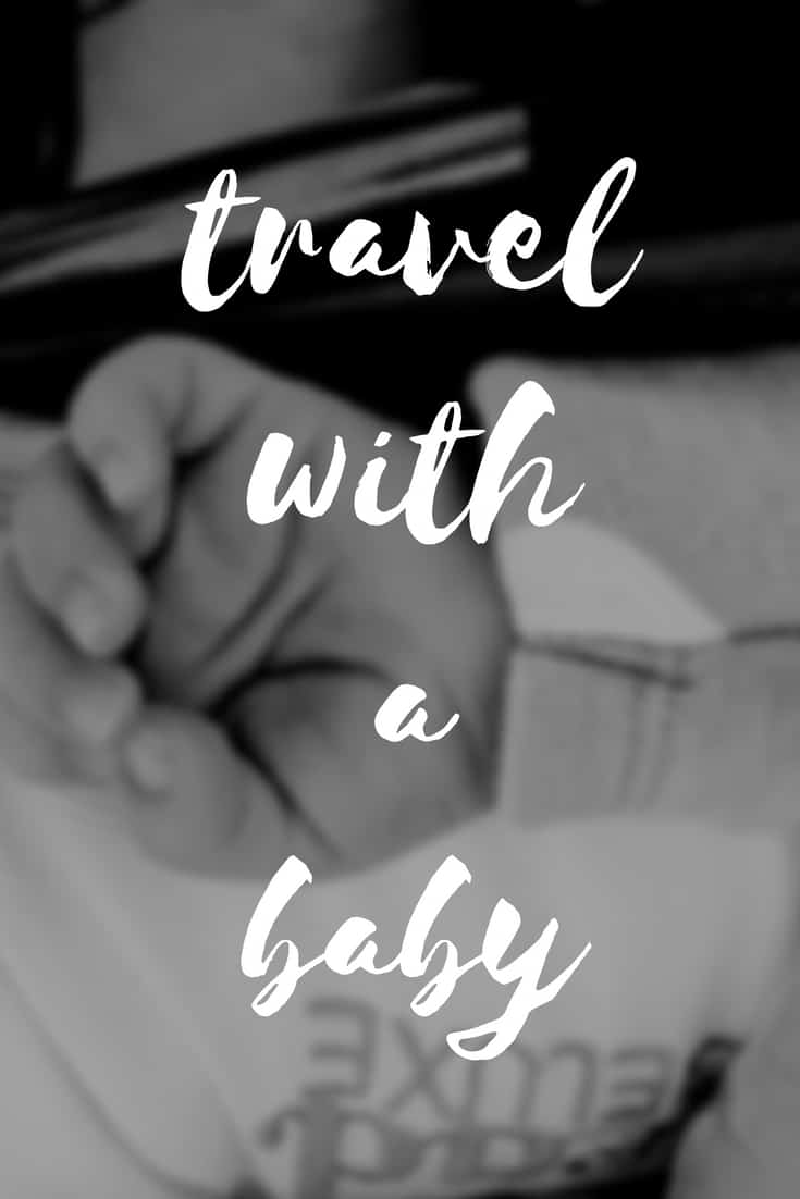 The best places to travel with a baby via @insidetravellab