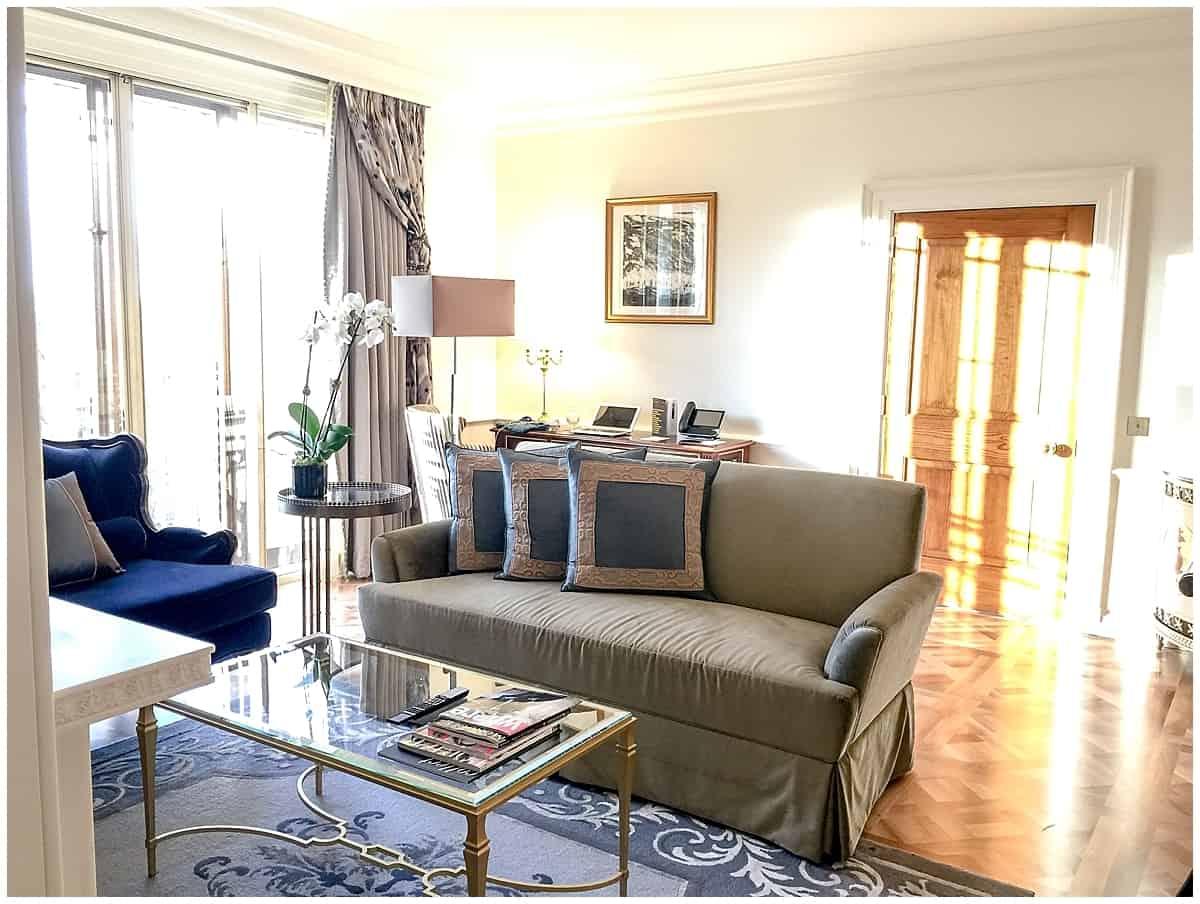 The Dorchester Hotel London Suite 604