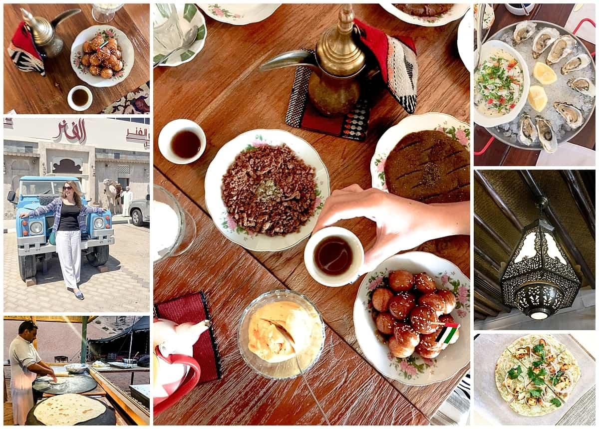 What is the food like in Ras Al Khaimah
