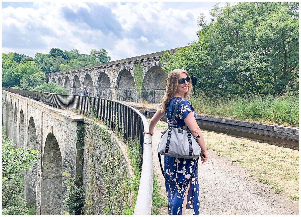 Visit canal aqueducts in North Wales UNESCO World Heritage Site