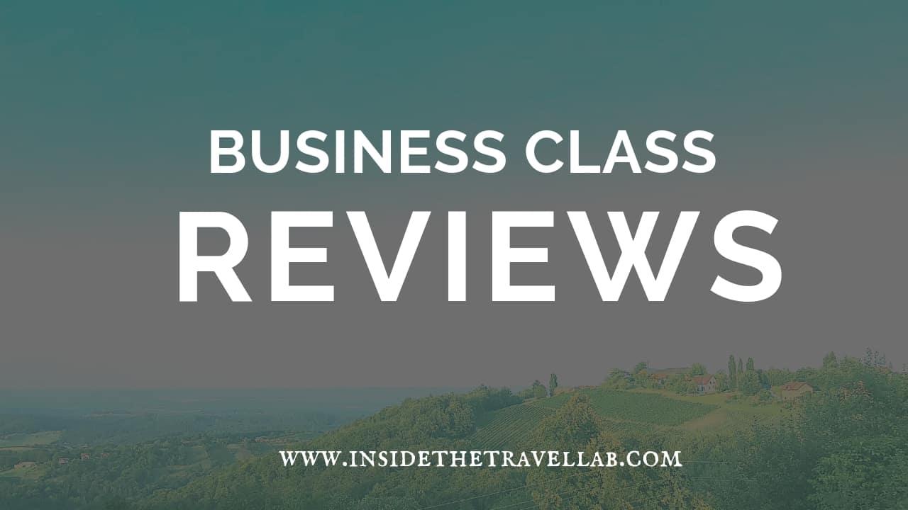 Business Class Reviews