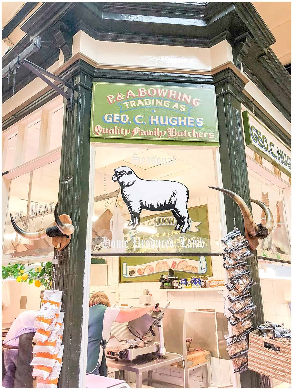 Authentic markets across north wales
