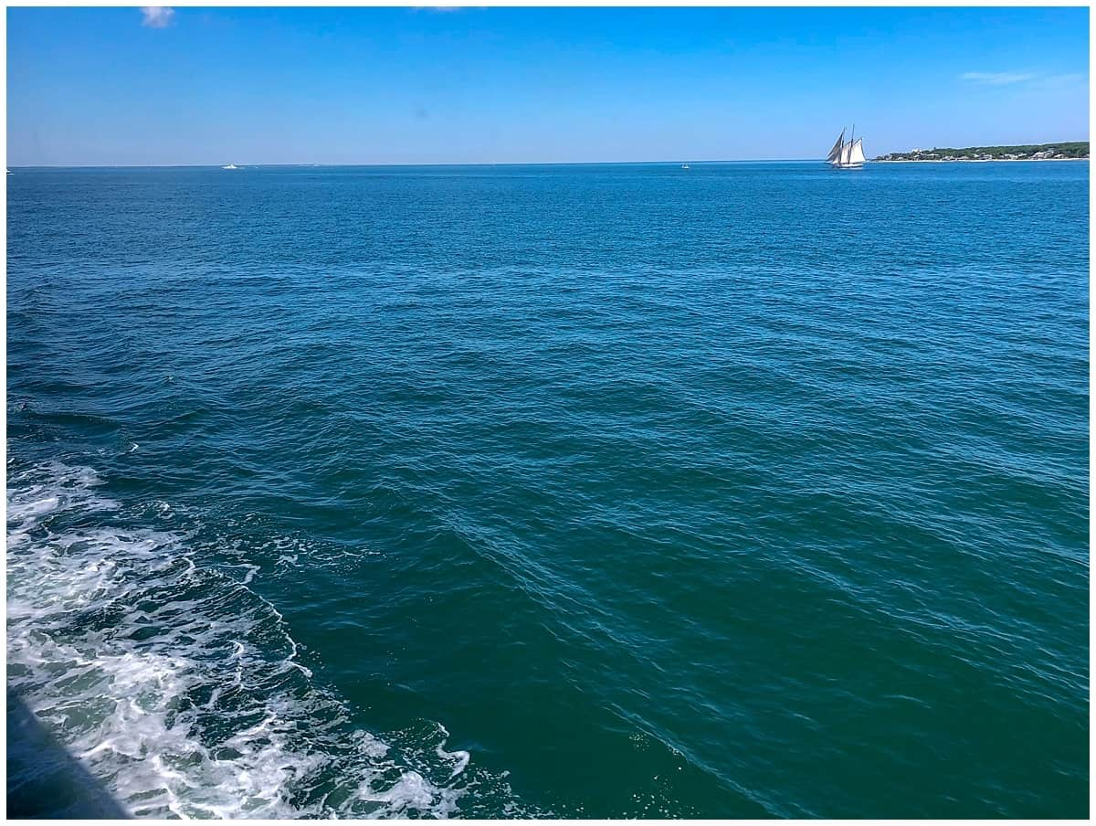 Road trip from Boston - Ferry to Martha's Vineyard-1