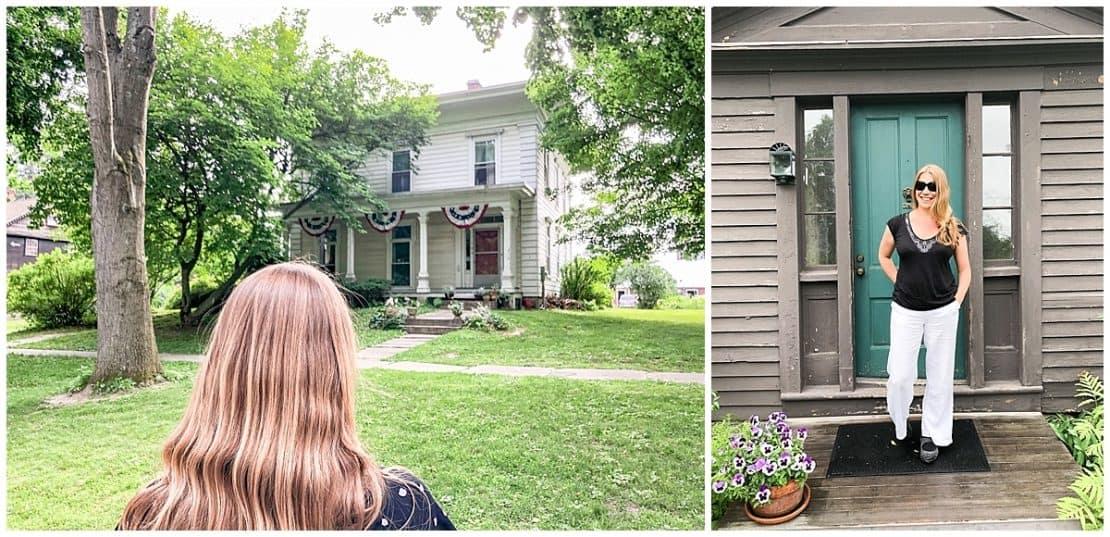Deerfield and Louisa May Alcott House