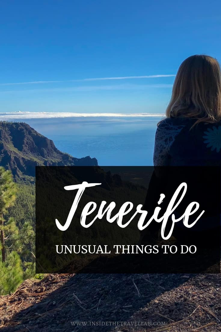 Unusual Tenerife Travel Ideas. Looking for unusual things to do in Tenerife? You'll find them in this post. From strange and inviting landscapes to UNESCO World Heritage sites and all the inbetween, Tenerife is so much more than you could ever imagine! #Tenerife #Spain #UNESCO #CanaryIslands
