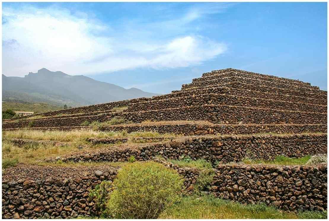 Guimar Pyramids Tenerife