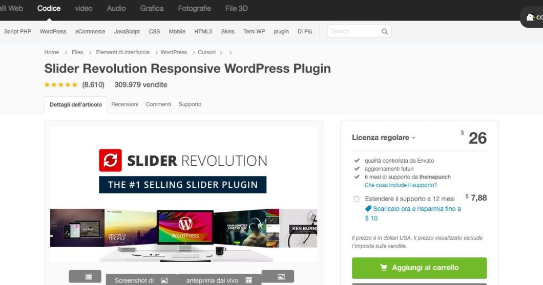 migliori-plugin-wordpress-slider-revolution