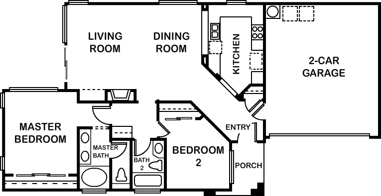 The Inside Tract: Floor Plans, Tract Maps, MLS Tract Codes