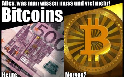 Bitcoins – Segen oder Fluch???