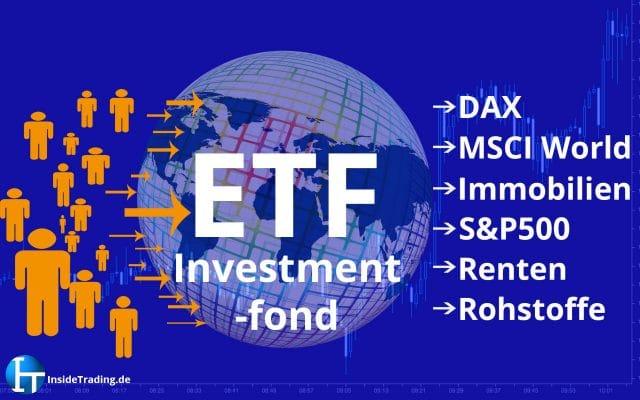 Das  ETF 1×1 – Vorteile, Nachteile, Gebühren, Steuern & eine Kaufanleitung