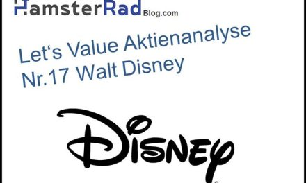 Aktienanalyse – Walt Disney Aktie – Value