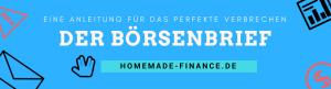 homemade-finance-boersenbrief