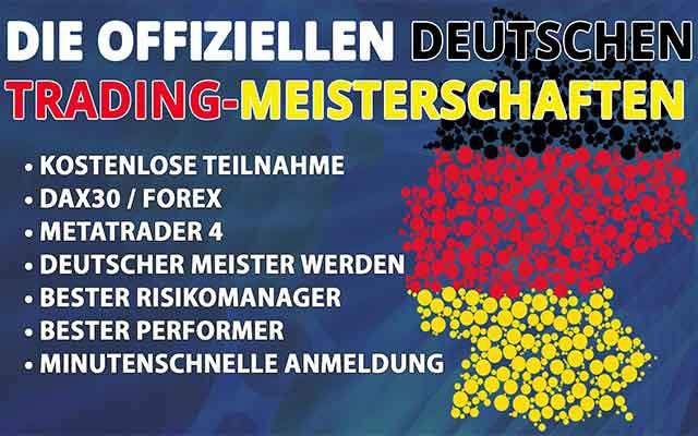 Deutsche Forex-Trading-Meisterschaften 2017