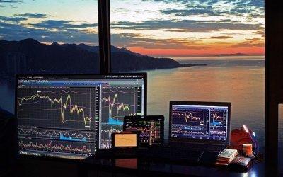 Der Unterschied zwischen Online-Trading und Investitionen
