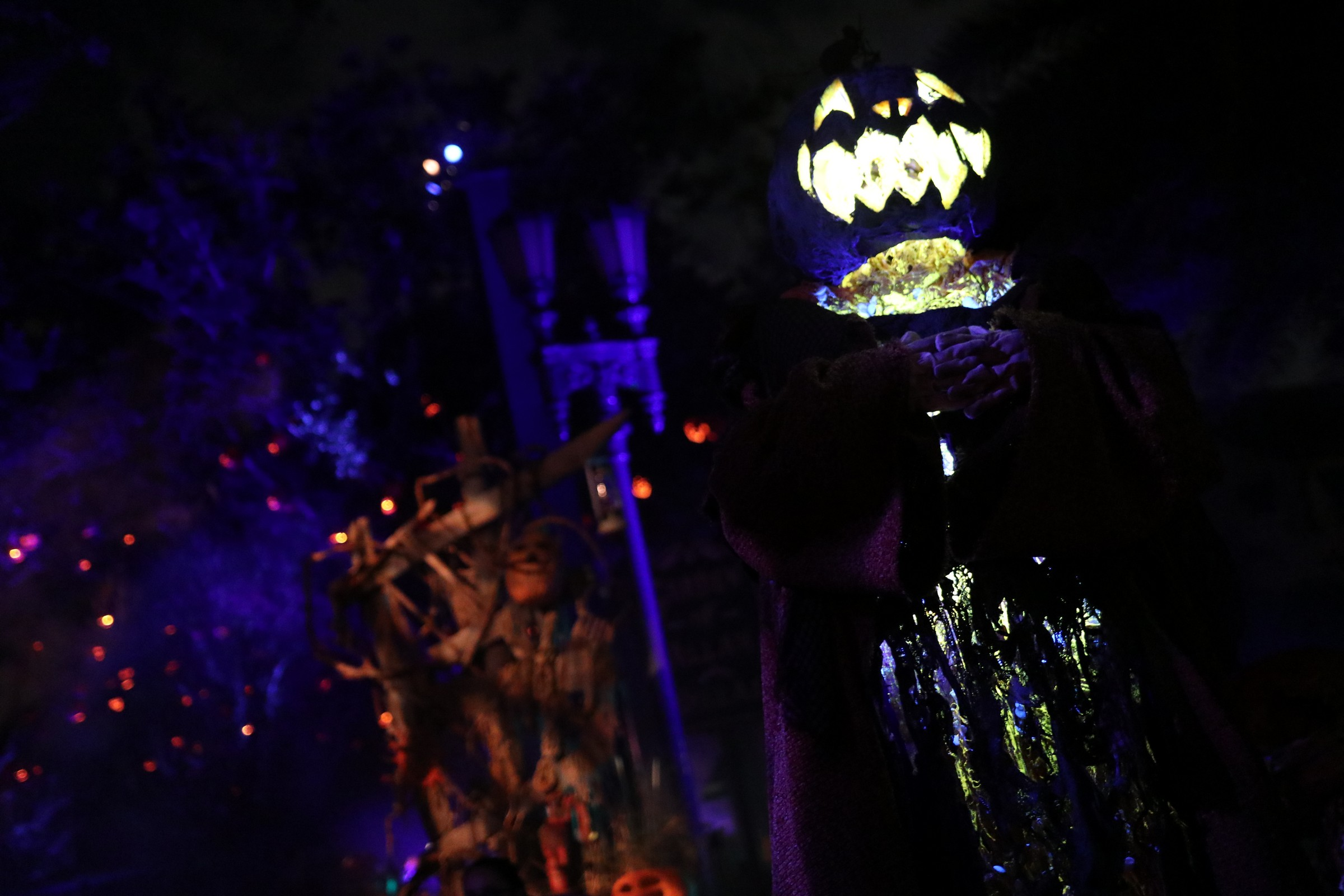 review halloween horror nights 28 at universal orlando universal orlando