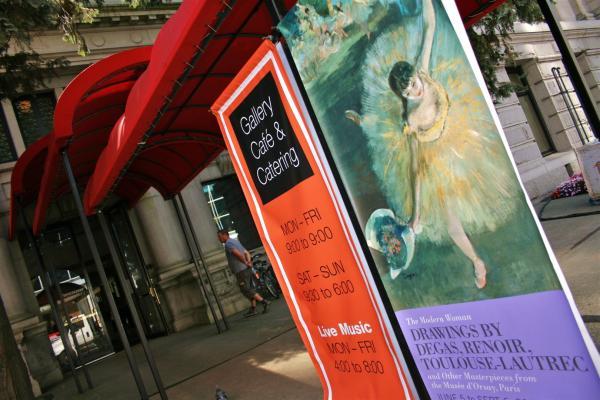 Degas Renoir And Vancouver Art
