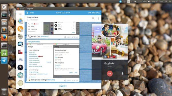 Telegram Desktop Alpha 1.0.37-ubuntu