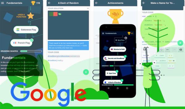 Grasshopper-app-android-per-programmare