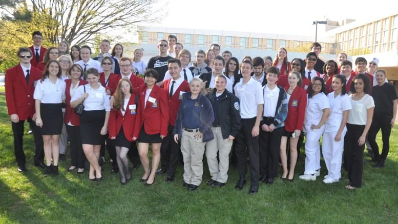 Warren tech triumphs at nj skillsusa competition inside - Garden state exhibit center somerset nj ...