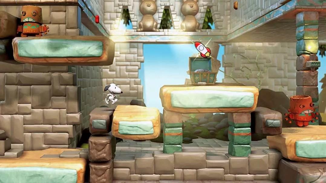 Snoopys Groe Abenteuer Launch Trailer InsideXboxde