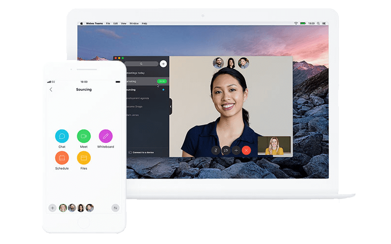 Cisco Webex Teams For Mac 40.12.0.17293  Free Download [LATEST]
