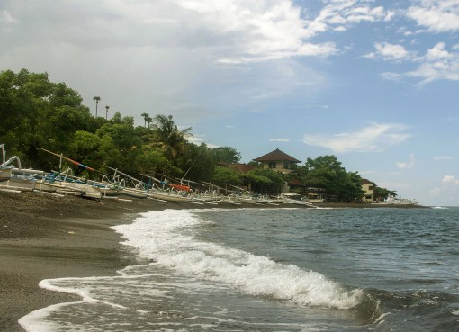 Amed Beach - insight bali