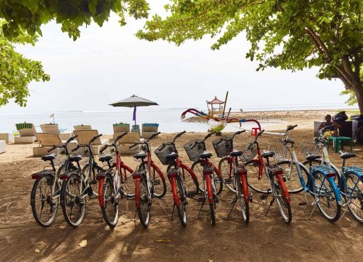 A Day in Sanur
