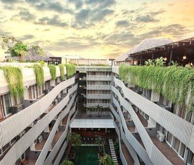 Ramada by Wyndham Bali Sunset Road Kuta: Business Travellers Choice