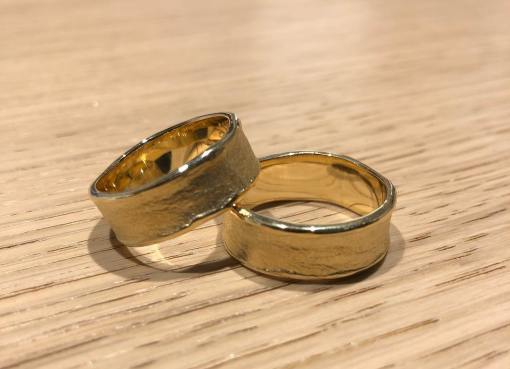 Crafting Your Own Wedding Ring